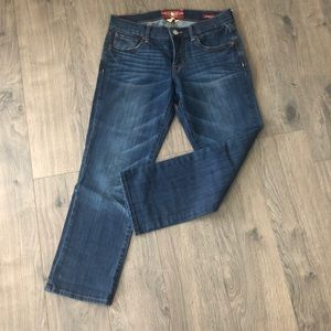 Lucky Brand Sweet N Crop Jeans